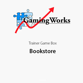 Bookstore - Trainer Game Box - Business Simulation product photo