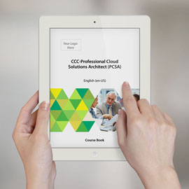 CCC-Professional Cloud Solutions Architect (PCSA) - Course Book product photo