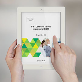 ITIL v3 Continual Service Improvement (CSI) - ITpreneurs Pro - Blended - Course Book product photo