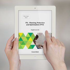 ITIL v3 Planning, Protection and Optimization (PPO) - ITpreneurs Pro - Blended - Course Book product photo