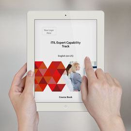 ITIL v3 Expert Capability Track - ITpreneurs Pro - Blended - Course Book product photo