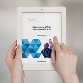 Management of Risk Foundation (M_o_R) - Course Book product photo