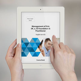 Management of Risk (M_o_R) Foundation & Practitioner - Course Book product photo
