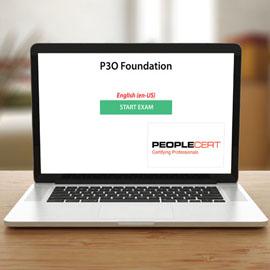 P3O Foundation - Exam product photo