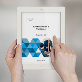 P3O Foundation & Practitioner - Course Book product photo