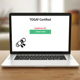 TOGAF® 9 Training Course: Level 2 Certified - Exam product photo