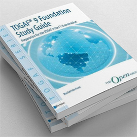 TOGAF® 9 Certified Study Guide product photo