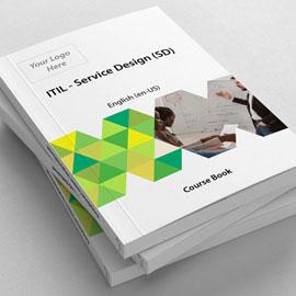 ITIL v3 Service Design (SD) - ITpreneurs Pro - Blended - Course Book product photo