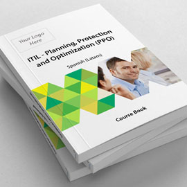 ITIL v3 Planning, Protection and Optimization (PPO) - ITpreneurs Pro - Course Book product photo