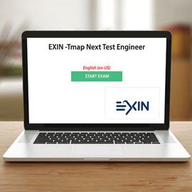 EXIN -Tmap Next Test Engineer - Exam product photo
