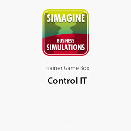 Control IT- simulation -Trainer Game Box - Business Simulation product photo