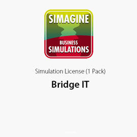 Bridge IT - simulation license - Business Simulation product photo