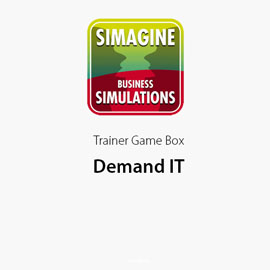Demand IT - Trainer Game Box - Business Simulation product photo