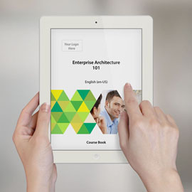 Enterprise Architecture 101 - Course Book product photo