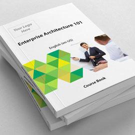 Enterprise Architecture 101 - Course Book product photo