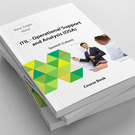 ITIL v3 Operational Support and Analysis (OSA) - ITpreneurs Pro - Blended - Course Book product photo