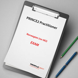 PRINCE2 Practitioner - Exam product photo