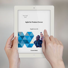 Agile for Product Owner - Course Book product photo