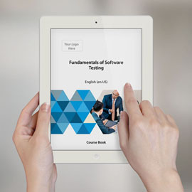 Fundamentals of Software Testing - Course Book product photo