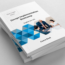 Devops Implementation Bootcamp - Course Book product photo