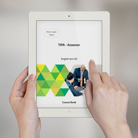 TIPA Assessor - Course Book product photo