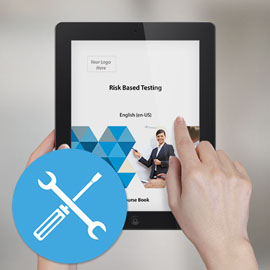 Risk Based Testing - Course Book (Customizable) - Course Book product photo