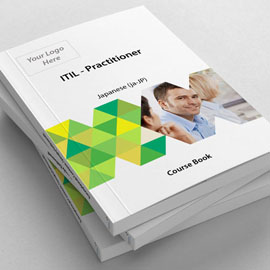 ITIL - Practitioner - Course Book product photo