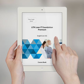 LITA Lean IT Foundation Premium - Course Book product photo
