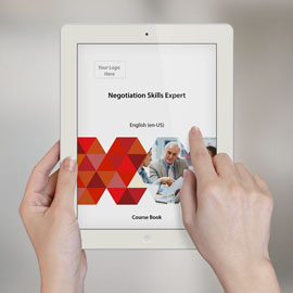 Negotiation Skills Expert - Course Book product photo