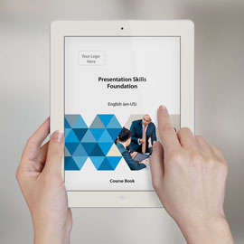 Presentation Skills Foundation - Course Book product photo