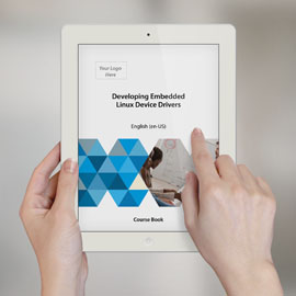 LFD435: Developing Embedded Linux Device Drivers - Course Book product photo