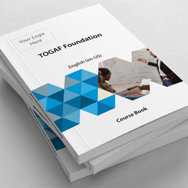 TOGAF® 9 Training Course: Level 1 Foundation - Select - Course Book product photo