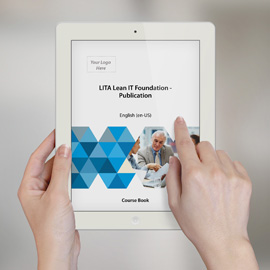LITA Lean IT Foundation - Publication product photo