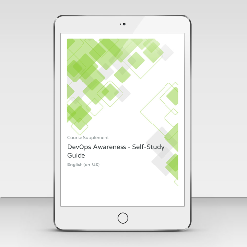 DevOps Awareness - Self-Study Guide product photo Front View EL