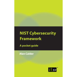 NIST Cybersecurity Framework - A Pocket Guide product photo