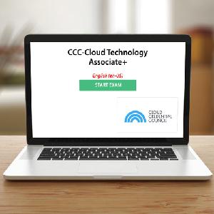 CCC-CTA+ Cloud Technology Associate Plus - Exam product photo