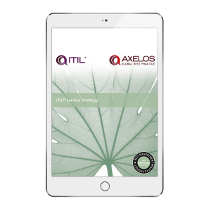 ITIL® Service Strategy - Course Guide product photo