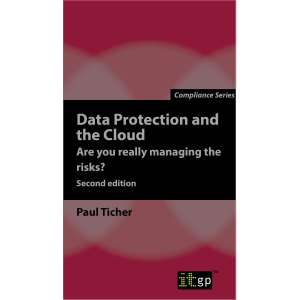 Data Protection and the Cloud - Are you really managing the risks? product photo