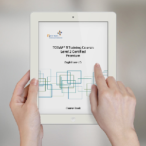 TOGAF® 9 Training Course: Level 2 Certified - Premium - Course Book product photo