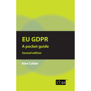 EU GDPR - A pocket guide, second edition product photo