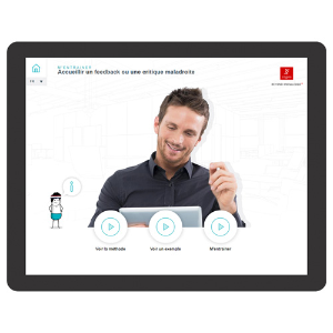Accueillir un feedback ou une critique maladroite - eLearning Course product photo