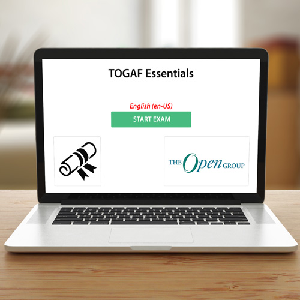 TOGAF® Essentials - Exam product photo