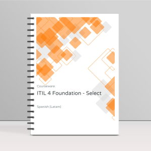 ITIL 4 Foundation - ITpreneurs Select - Course Book product photo