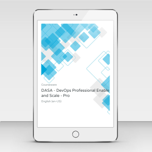 DASA - DevOps Professional Enable and Scale - Pro - Course Book product photo