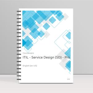 ITIL v3 Service Design (SD) - ITpreneurs Pro - Course Book product photo