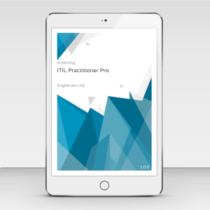 ITIL v3 Practitioner - ITpreneurs Pro - eLearning product photo