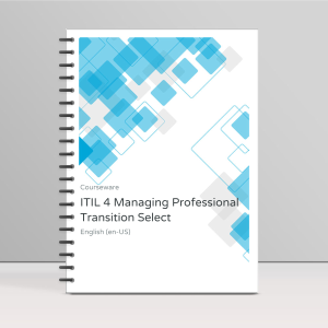 ITIL 4 Managing Professional Transition Select - Course Book product photo
