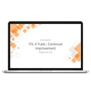 ITIL 4 Trails - Continual Improvement - eLearning Course product photo
