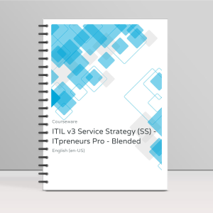 ITIL v3 Service Strategy (SS) - ITpreneurs Pro - Blended - Course Book product photo