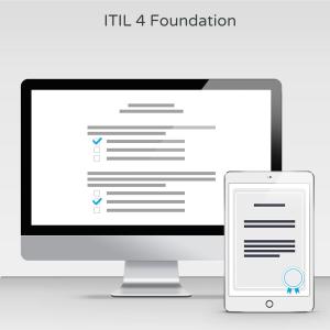 ITIL 4 Foundation - Exam product photo